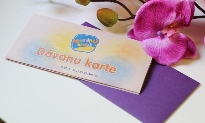 Ищешь подарок для молодой мамы? Отличная идея - подарочная карта на курсы и лекции Школы родителей Маминого клуба!