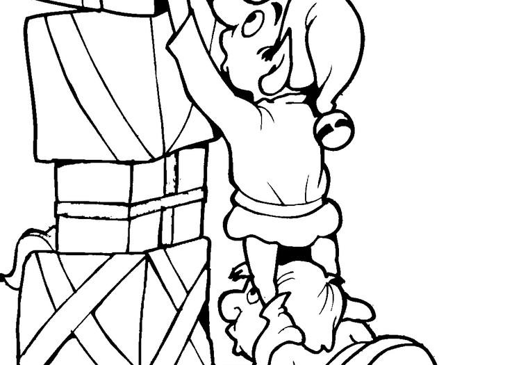 Распечатай раскраску для своего малыша!