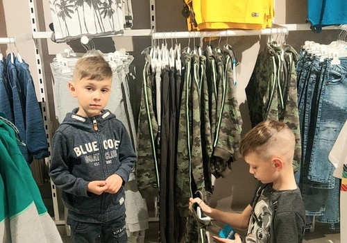 Моё открытие по детскому шоппингу - яркая Acoola