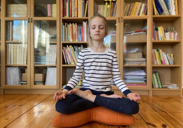 Блог о родительстве, повседневности и неслучайных случайностях: медитация