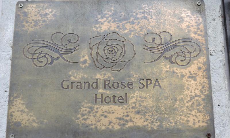 СААРЕМАА: Grand Rose SPA или как мы водный релакс получили