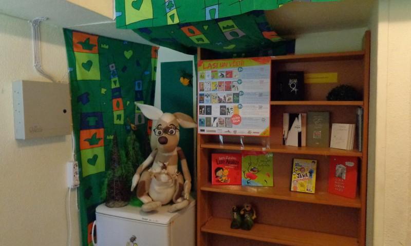 Детская библиотека в Дубулты