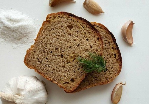 Я КУПИЛА: Хлеб с чесноком