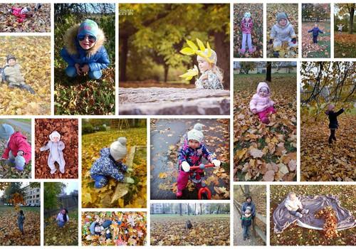 Какая она - осень 2016 наших мамочек и деток: добавь своё фото и ты!