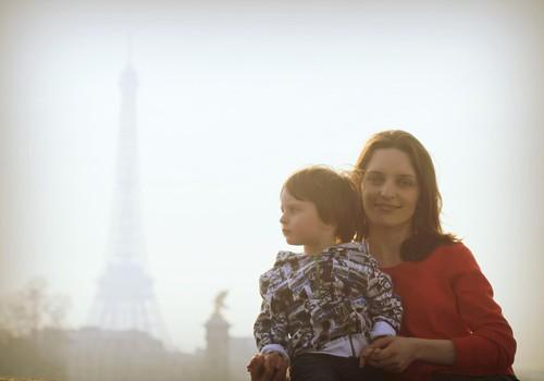Париж, я люблю тебя! (часть 2) Маршруты