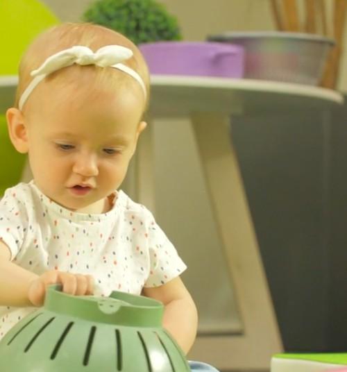 Развитие малыша на девятом месяце жизни