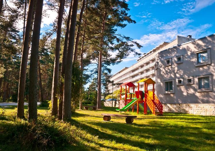 """""""Янтарный берег"""": 5 причин оказаться в санатории во время каникул"""