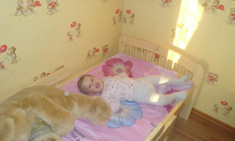 Наша кроватка LINDEN