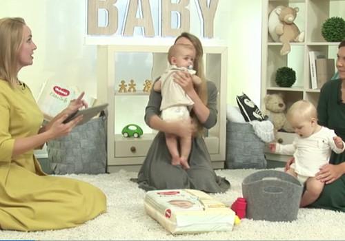 ВИДЕО: Отзывы мамочек о подгузниках Huggies® Elite Soft
