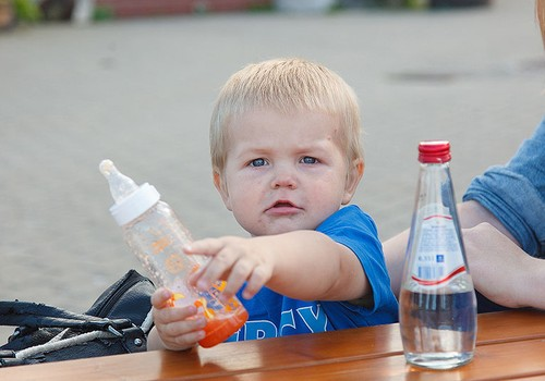 Сколько ребёнку нужно пить?
