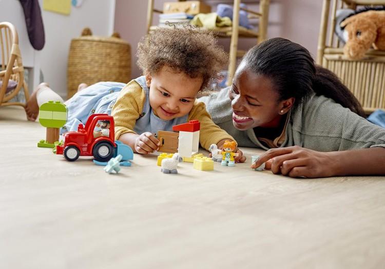 Как укрепить связь с ребёнком с раннего возраста?