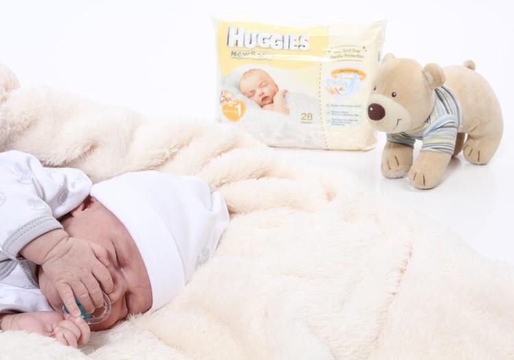 8-я неделя: первая улыбка малыша