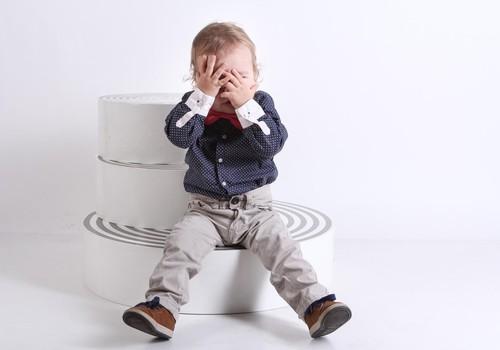 """Когда двухлетка игнорирует """"НЕТ"""""""