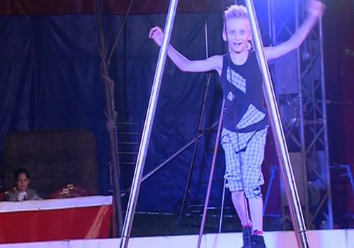 Мамин Клуб ТВ 26.10.2013: адаптация в детском саду, Балтийский цирк, мягкая терапия