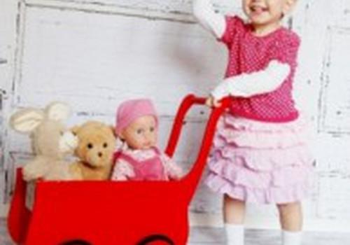 Какие музыкальные игрушки есть у вашего ребёнка?