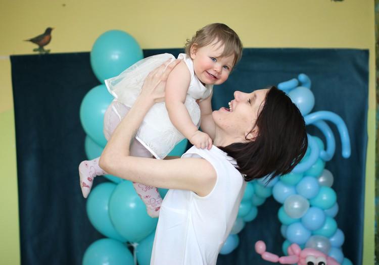 ВИТА: Первый день рождения. История в фотографиях