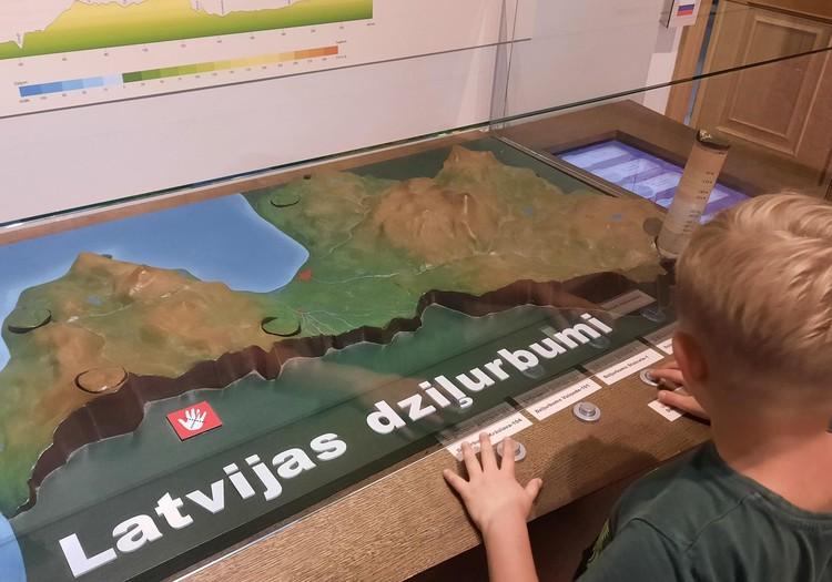 Латвийский музей природы