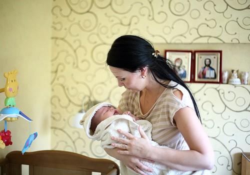 Насморк у младенца. Как лечить?