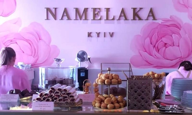 В погоне за летом: рай для маленьких фей - кондитерская Namelaka в Киеве