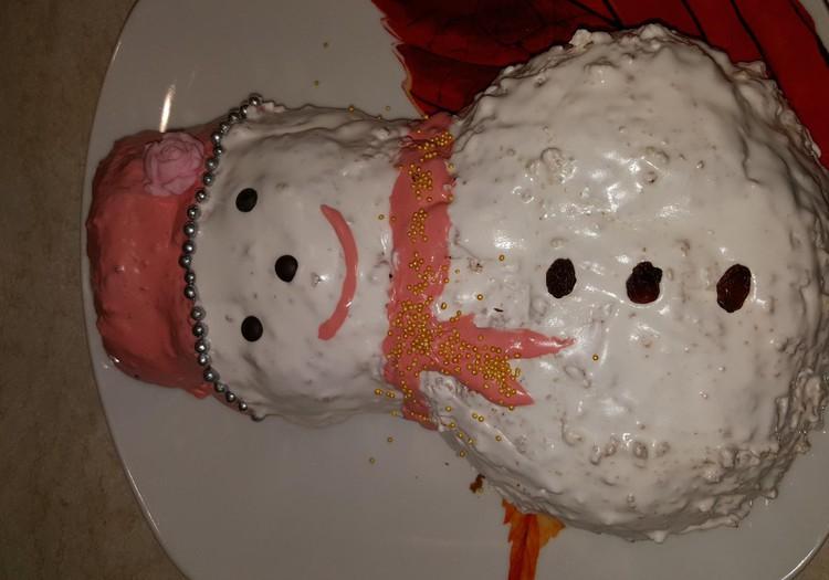 Ароматный рождественский кекс!