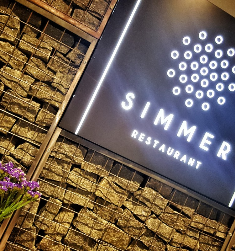 ЛЕТНИЙ ГИД 2018: Ресторан Simmer