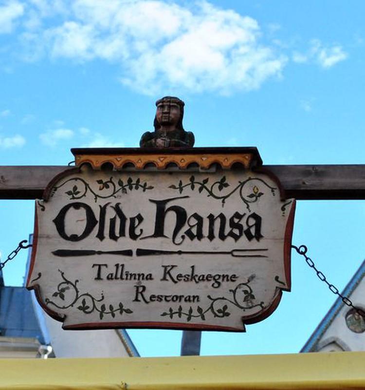 OLDE HANSA – дуновение Эстонской истории