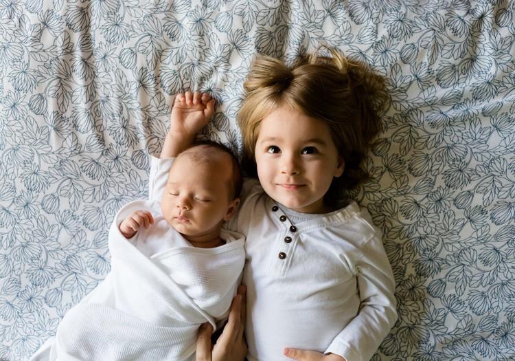 14 НЕДЕЛЯ: Скоро ты станешь старшим братом!
