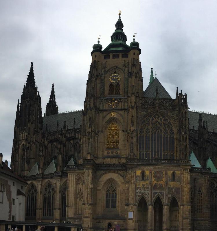 Евротур: Прага (Чехия) – город башен
