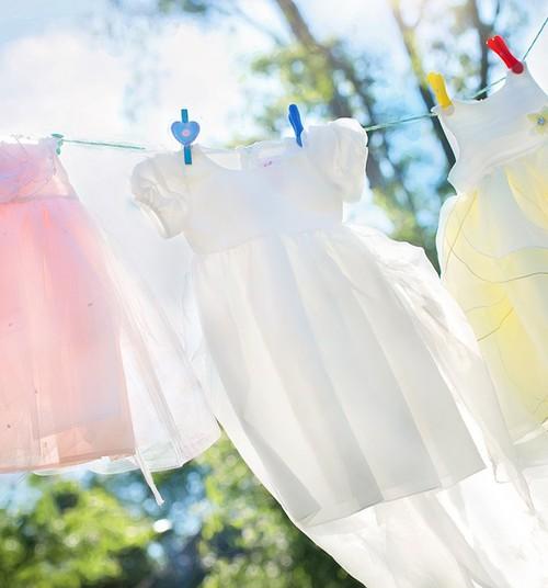 День стирки каждый день: как справиться с горами детской одежды?