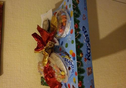 Йогурт Rasens - здорово, что с конфетками!