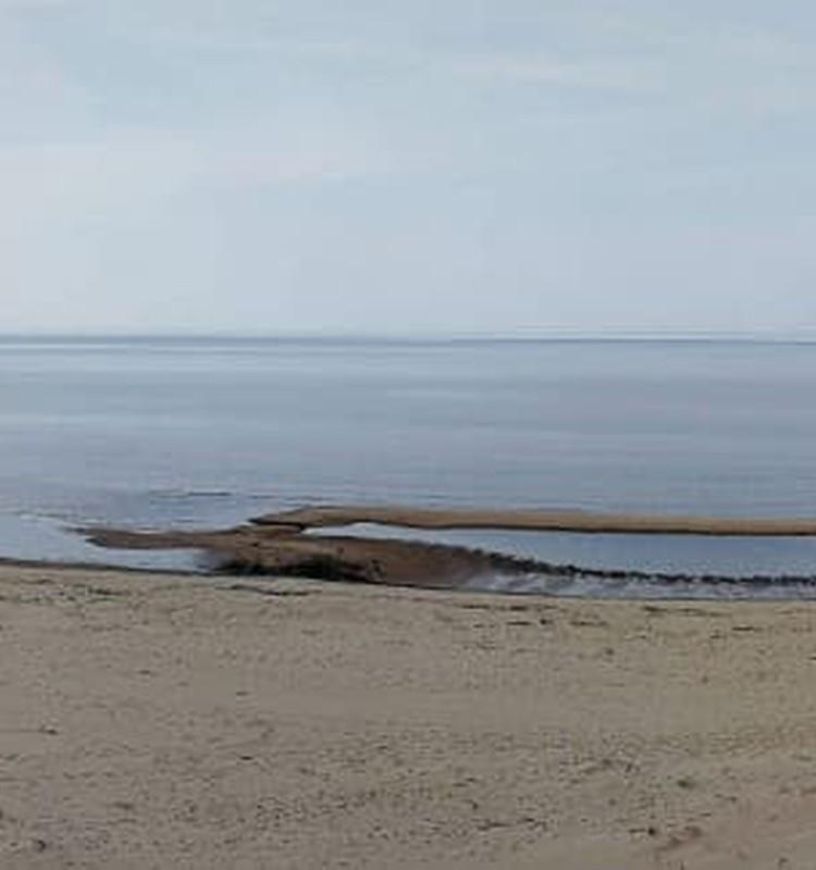 Тропа заката - Белая дюна в Саулкрасты