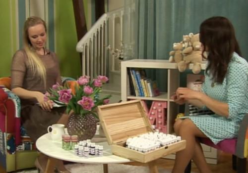 Ароматерапия для хорошего самочувствия мамочек: ONLINE TV