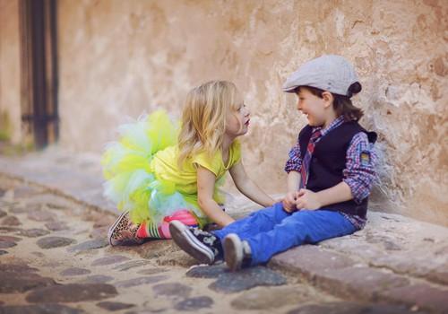 Стильное детство может быть экономным!
