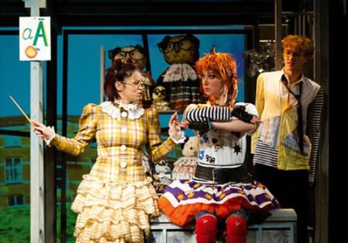 В феврале в Кукольном театре для школьников особые цены на дневные спектакли