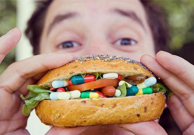 БЛОГ ЮЛИИ: Я есть то, что я ем!
