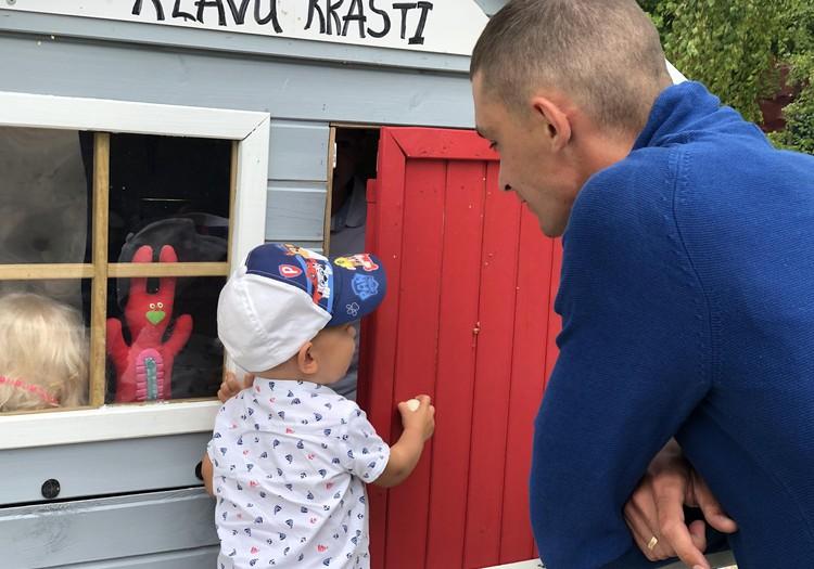 """Kļavu krasti"" - чудо-место!"