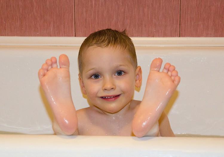 Креативно, практично, современно: Что делать, если ребёнок не любит мыться?
