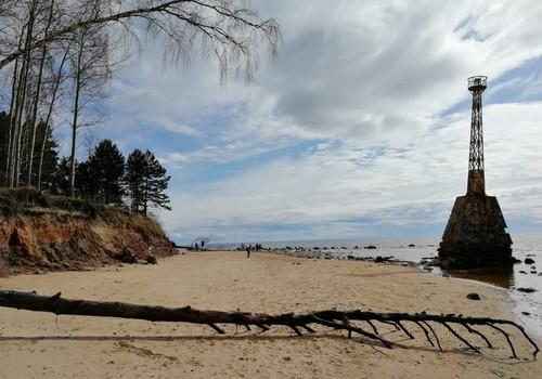 Походные заметки: почти водные приключения – каменистое побережье Видземе