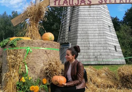 Осень,привет! Праздник урожая в Барбеле!