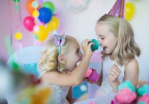 Где отметить детский праздник? В Детском клубе Lielupe Semarah!