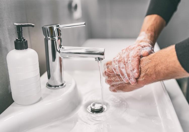 Азбука правильного мытья рук
