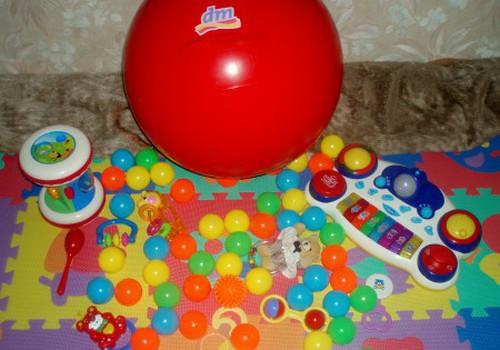 Таечкины игрушки