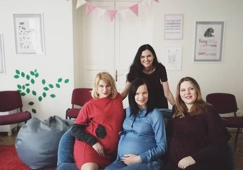 Встреча самых круглых блогеров Маминого клуба