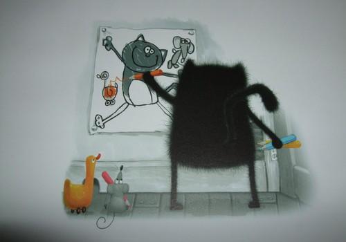 НАХОДКА: «Котенок Шмяк» Роб Скоттон