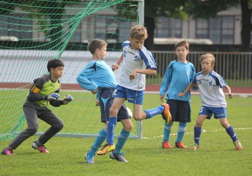 Футбол по-новому или Как включить ребенка
