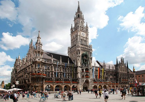 Евротур: Мюнхен (Германия) – столица Свободного государства Баварии