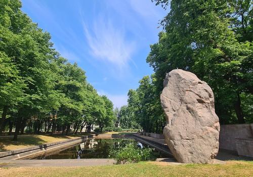 Латвийские каникулы: Сад Виестура - 300 лет, аудиогид
