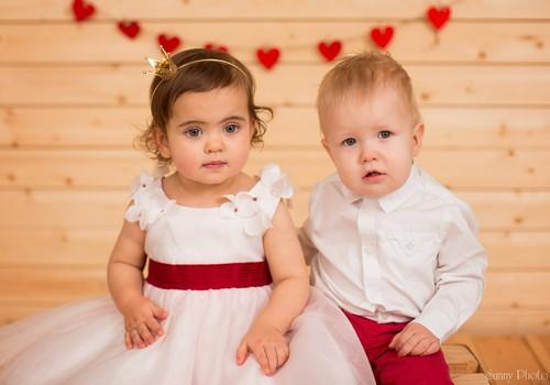Поздравляем вас с Днём влюблённых!