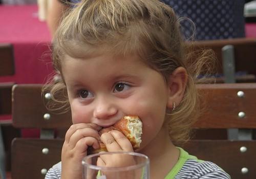 Бюджет-2018: оплата питания в детских садах