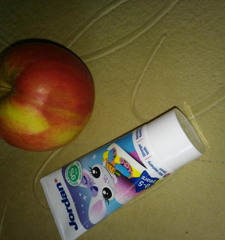 Jordan - веселая зубная паста